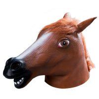 At Kafası Maskesi