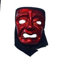 Ağlayan Adam Maskesi – Pelerinli