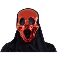 Çığlık Maskesi – Pelerinli
