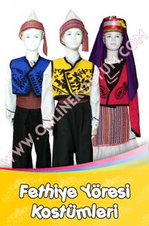 Fethiye Yöresi Kostümü