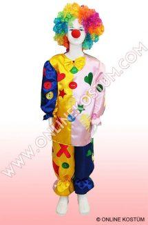 palyaço kostümü