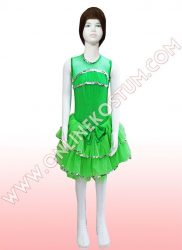 Yeşil Bale Kostümü