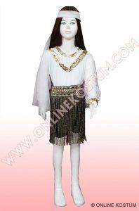 Anadolu Ateşi Kız Kostümü