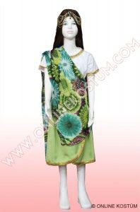 Hintli Kız Kostümü