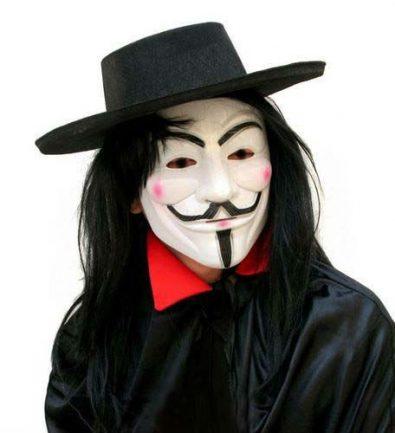 V for Vendetta Kostümü