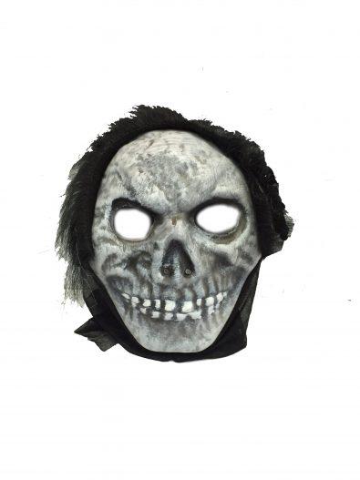 Saçlı Kuru Kafa Maskesi