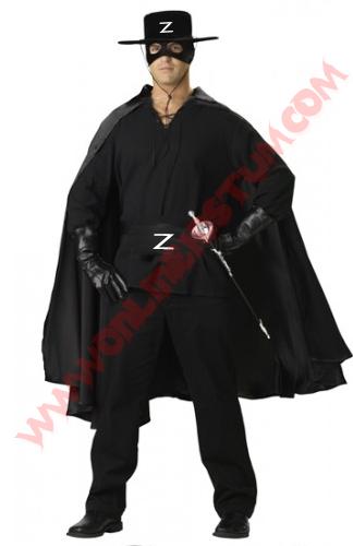 Zorro Kostümü