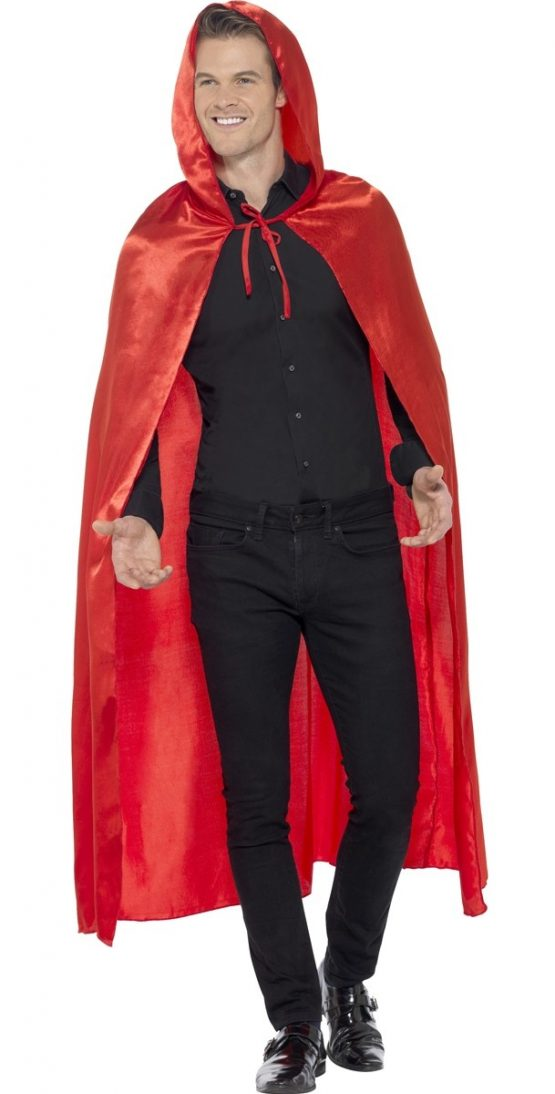 Kırmızı Kapşonlu Pelerin