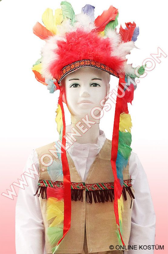 Kızılderili Kostümü