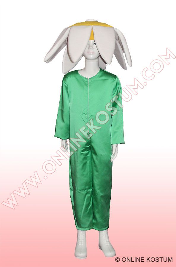 Papatya Kostümü