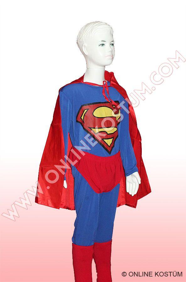 Superman Kıyafeti