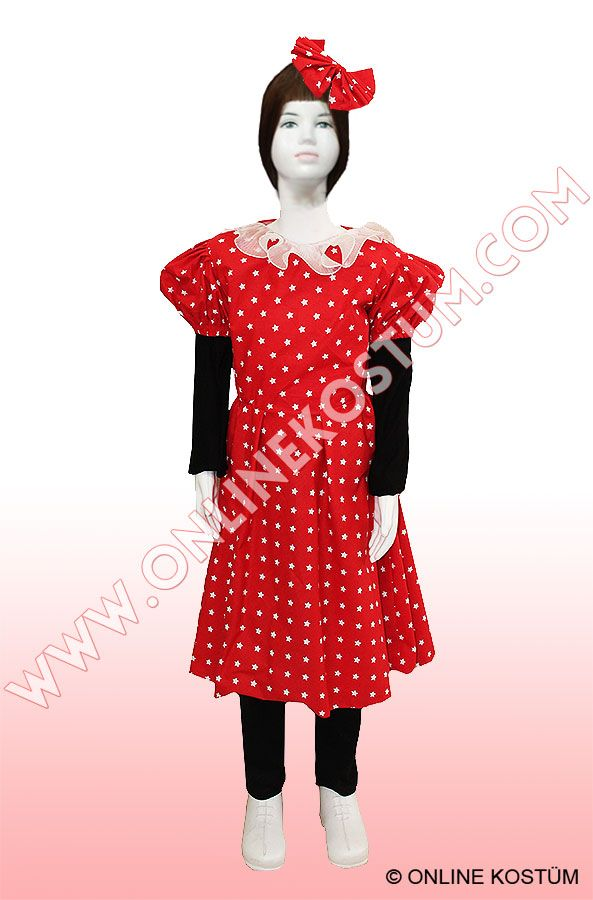 Minnie Mouse Kostümü