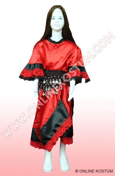Roman Kız Kostümü