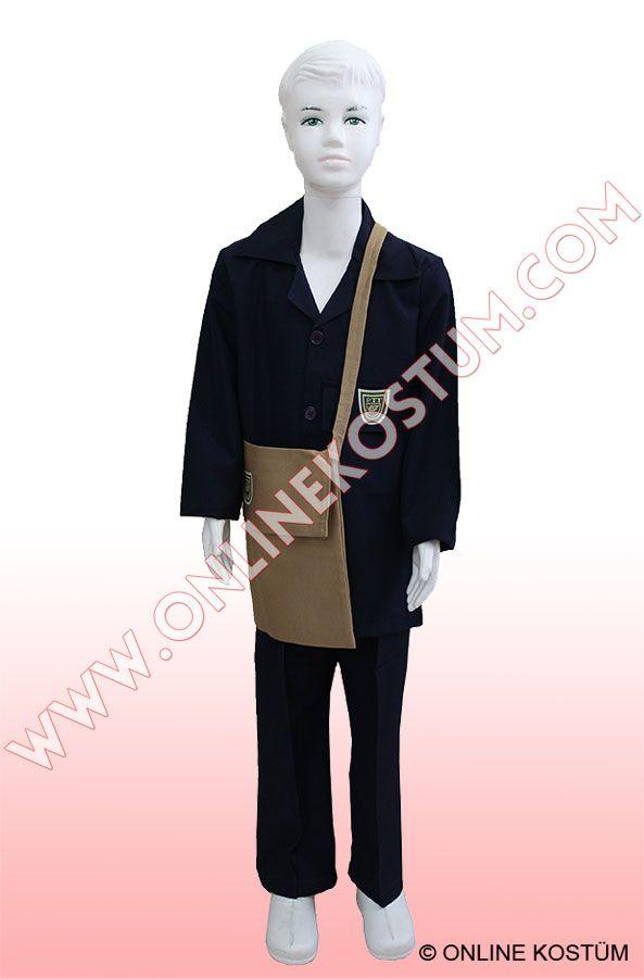 Postacı Kostümü