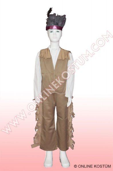 Kızılderili Kıyafeti