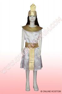 Mısırlı Kız Kostümü